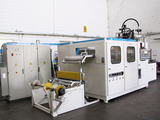 In mould punching machine