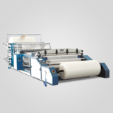 AK -1500 BUBBLE FILM BAG MAKING MACHINE WITH PERFORATOR
