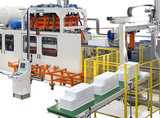 In line Thermoforming Machines