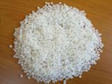 PLA natural pellets