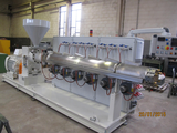 Grooved Feed Extruder