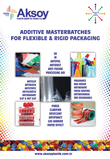 ADDITIVES FOR PACKAGING