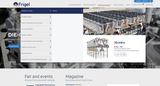 Frigel goes live with new website