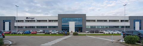 EMEA Sales Team Frigel Group