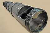 TWIN CONICAL CYLINDER