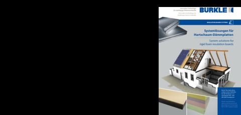Buerkle brochure insulation boards DE EN