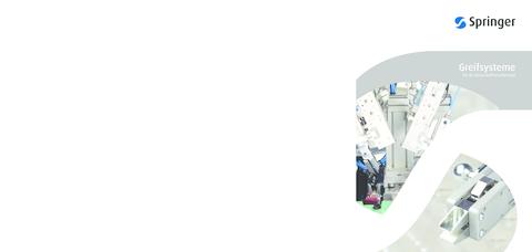 Greifsysteme Springer Systems Plastics 2019