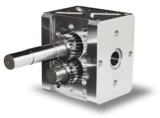 POLYMERS EXTRUSION GEAR PUMPS