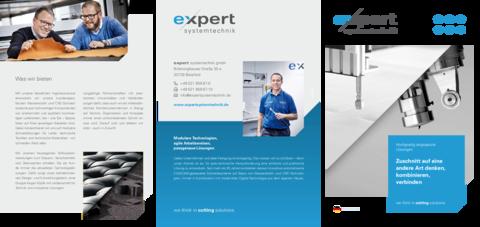 Image brochure EXPERT de 2019