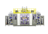 3-Layer Co-Extrustion Bottom Blow Moulding Machine for 20L~30L jerry can