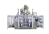 4-Layer Co-Extrusion Blow Moulding Machine for 1L Bottle