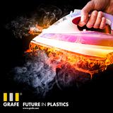Effektiver Flammschutz für Polycarbonat und Polyethylenterephthalat