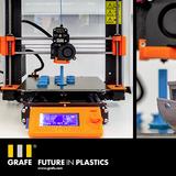 Farbexperte für die Additive Fertigung - GRAFE entwickelt zahlreiche Materialien für den 3D-Druck