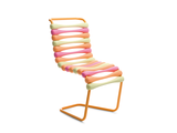 Gufram BOUNCE Chair made of XL EXTRALIGHT®