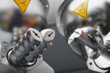 a qc coperion k tron quick change screw feeder closeup