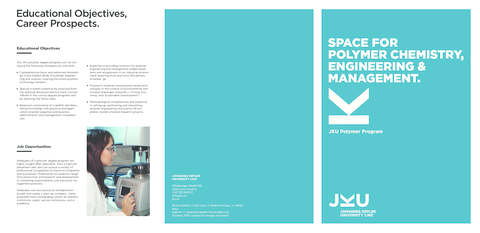 JKU Brochure Polymer Program