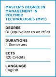 DI/MSc. Sustainable Plastics Engineering and Management