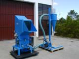 Schneidmühle SML LS für langsam laufende Arbeitsweisen