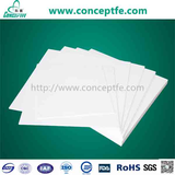 PTFE skived sheet flat 1~2.7M 100% virgin