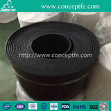 Carbon/graphite Filled Ptfe skived sheet Teflon sheet