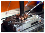 EDM Wire Cutting Section