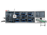 TTF-780AF Full AutomaticFour-Station Plastic Thermoforming Machine