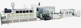 Single screw Dryer - free Vented PET Sheet Extrusion Line