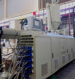 Hdpe Pressure Pipe Extrusion Line