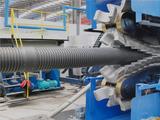 Big Corrugated Pipe Extrusion Line