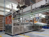 Profile Solutions Partner - Prodcutive Solutions Bagger from Airveyor to bagger collator