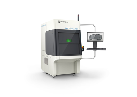 Laser Welding of Polymers - Coherents NEW ExactWeld 230 P