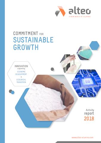 ALTEO 2018 Activity report