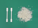 Upcycling: PET flakes Fraunhofer LBF