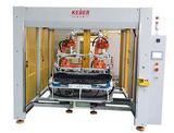 dual-heads robot ultrasonic welding machine