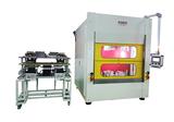 Servo hot plate welding equipment (automatic tool change)