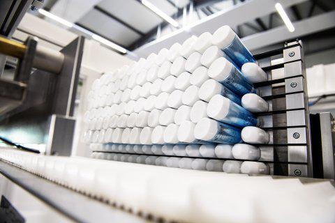 FlexMaster Packmaschine für Tuben