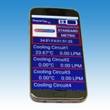 Smartphone with Smartflow App