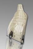 Prototyp einer hybriden Sitzstruktur aus selbstverstärktem PLA
