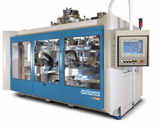 AUTOMA EXTRUSION BLOW MOULDING MACHINES