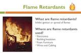 FLAME RETARDANT for k 2019 poster