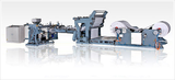 Automatic PP Woven Fabric Tubing Machine