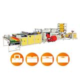 CW-800PFM-SV 4 In One Bag Making Machine