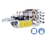 CWA2+8-SV Double Layer (8 Lines) Cutting & Sealing Machine
