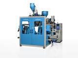 CM-V Series - Visi-Strip Type Extrusion Blow Molding Machine