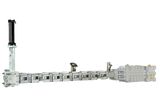 Parts for twin screw extruder