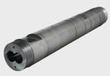 counter-rotating twin barrel