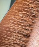 Rubberized dropstitch fabrics