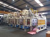 Automatic shape molding machines
