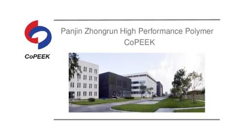 Panjin Zhongrun CoPEEK