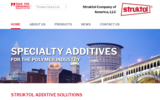 New Struktol Website